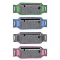 ingrosso cintura nascosta-Cintura ultraleggera con cinturino in vita Cintura leggera antiurto con cinturino sportivo Adatto per Iphone Huawei Samsung con custodia nascosta