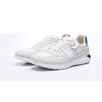 Wholesale shoes men italy new resale online - 2020 italy designer sneaker men interactive fashion shoes new summer breathable outdoor footwear male walking shoes