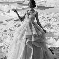Wholesale wedding dress corset beading organza for sale - Group buy 2019 Luxury Beaded Princess Wedding Dresses V Neck Corset Organza Ruffles Bridal Gowns Wedding Dresses Sweep Train