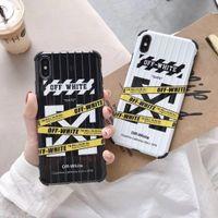 iphone funda venda por atacado-Novo caso Moda Telefone quente para iPhone 11 pro xs xr max x 6s 6 S 7 Plus 8 8plus X Marca Tampa Coque funda para iPhone Xs Max iPhone7 6,5