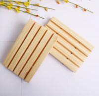 ingrosso piatti di sapone in legno-Portasapone portasapone portasapone in legno realizzato a mano con portasapone e portasapone