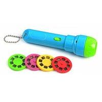 bebekler için gecelik hafif oyuncaklar toptan satış-Bebek Uyku Hikayesi Projeksiyon Lambası Oyuncak 4 Hikayeleri ile Çocuklar için Eğitici Oyuncaklar Gece Lambası Doğum Günü Hediyeleri