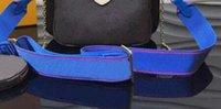 sacos de refrigerador de cor marrom venda por atacado-SOMENTE tiras ou correias para três sacos por arredondamento MULTI POCHETTE M44813 M44823 M44840 ACCESSOIRES, não incluindo BAG