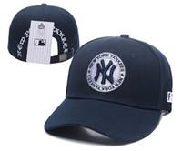 зимние белые шляпы для женщин оптовых-2019 шляпы для мужчин и женщин, бейсболки Snapbacks мужчины и нью-йорк пика шапка вышивка янки шляпы белые осень и зима прилив бренда