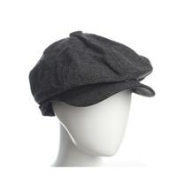 erkekler için şemsiyeler toptan satış-Newsboy Kapaklar Balıksırtı saçakları Düz Kapaklar Şapkalar kadınlar için Erkekler şapkalar Sıcak Kış Sekizgen Şapka Erkek Kadın Gatsby Retro