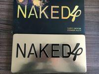 ingrosso cioccolatini di qualità migliore-La migliore qualità Naked eye shadow pallet smoky makeup Naked 4 Palette 24 colori naked pallet Matte Natual eyeshadow Cosmetics chocolate bar palet