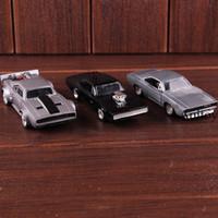 детские развивающие игрушки оптовых-Тюнеры Jdm Jada Toys Fast Furious Игрушечный Автомобиль Металл Литья Под Давлением Mazda Rx-7 Srt8 Зарядное Устройство Для Льда Коллекционные Сплава Модель Автомобиля Детские Игрушки Подарок J190525