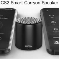sıcak satış vericisi toptan satış-JAKCOM CS2 Akıllı Carryon Hoparlör Amplifikatörde Sıcak Satış s bts toslink verici pil kutusu gibi