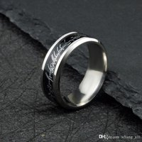 index finger ring fashions 도매-한국어 티타늄 강철 과장 패션 개성 학생 링 남성 공격적인 검지 손가락 링 1499