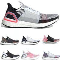 cfc1f03425cdb Wholesale ultra boost white shoes online - 2019 Ultra Boost Oreo Dark Pixel  Running Shoes Men
