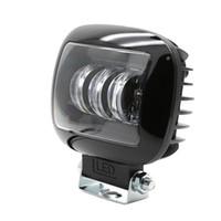 Wholesale utv headlights resale online - 30W V Car Working Light Car LED Headlight Driving Fog Light for WD ATV SUV UTV UTE Off Roads Lights Work Lamp