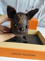 key chain venda por atacado-Mais novo Chaveiro Bolsa Sacos De Pingente de cão projeto Carros Correntes Chave Anéis Para As Mulheres Presentes Mulheres acrílico de Alta Chaveiros de Salto Alto sem caixa