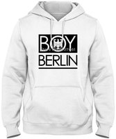 junge london adler sweatshirt großhandel-Top-Fashion Short Sleeve lange Hülsen-Boy Berlin German Eagle Lustige Hipster London Parody Herren KinderHoodies Sweatshirts