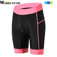 Wholesale team pink clothing for sale - Group buy WEIMOSTAR Team Women s Cycling Shorts D Gel Padded Ciclismo MTB Tights Bicycle Bike Outdoor Sports Cycling Clothing
