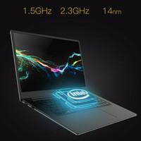janelas ram venda por atacado-Caderno novo da ROM do núcleo 6GB RAM 64GB do quadrilátero de 15,6 polegadas para Windows 10 para Intel N3450 ZN