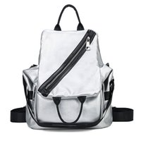 Wholesale shcool bags for sale - Group buy 2020 Women Leather Backpack Multifunctional Ladies Shoulder Bags Daypack Large Shcool Bags for Teenagers Girls Travel Backpack