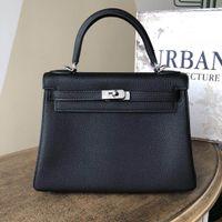 Wholesale togo leather handbag resale online - Designer handbags Ladies Fashion leather totes Hasp Business Bags super soft togo leather cm three sizes most competitve prices