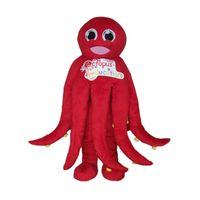 polvo de festa venda por atacado-Adorável Octopus Choco Mascot Costume Publicidade Comercial Carnaval Vestido de Festa Outfit para Adulto