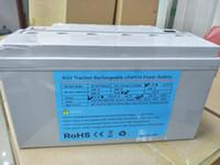 batterie d'énergie solaire 12v achat en gros de-12.8V 100ah 2500cycles 80Ampere 12v lifepo4 batteries lifepo4 batterie de puissance pour le stockage solaire de stockage Telecom
