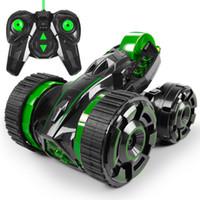 rc angetriebene autos großhandel-Starke Macht Rc Auto Spielzeug Modell Stunt Auto Spielzeug Off-Road Fahrzeug Spielzeug Für Jungen High Speed Fernbedienung Klettern Auto