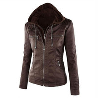 Coats And Jackets Women Winter Leather Jacket Women Autumn Jacket Chaqueta Mujer Chamarras De Mujer Manteau Femme Hiver WT028