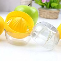 Wholesale meijuner resale online - Meijuner Squeezers Fruit Orange Mini Lemon Juicer Multi Function Manual Press Kitchen Tools For Canteen Home Restaurant Decor