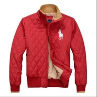 ingrosso qualità ralph-ralph giacca da uomo Lauren classico cappotto marca mens top capispalla cappotti designer di alta qualità ricamo logo felpa giacche marea per il tempo libero