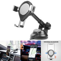 Wholesale car dashboard mobile stand for sale – best Adjustable Stand Mobile Phone Stand Nano Holder for Nano Silicone Suction Cups Mountable Car Dashboard and Windshield
