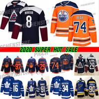 Wholesale jersey edmonton resale online - New York Rangers Hockey Jerseys Kaapo Kakko Artemi Panarin Colorado Avalanche Cale Makar Edmonton Oilers Ethan Bear jerseys