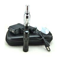 kit de iniciação vaporizador x6 venda por atacado-Vapeizer vape caneta E cig X6 starter kit ego bateria 510 1300 mah X6 Bateria com Atomzier hookah e líquido vaporizador caneta