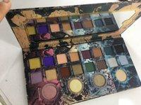 neue throne großhandel-2019 NEUE Marke GOT Game Of Thrones Limited Edition Lidschatten 20 Farben Lidschatten Hochwertige Kosmetik Lidschatten-Palette Auf Lager