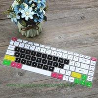 capas de laptop de 15 polegadas venda por atacado-15.6 polegada Laptop tampa do teclado Protetor de Pele Para MSI GS65 GF63 P65 PS63 WS65 9 estação criador Stealth 15