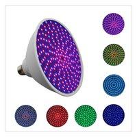 su altı led ampuller toptan satış-LED Havuz Işık Renk Değiştirme LED Ampul Su Geçirmez Sualtı Lamba Pentair Hayward Inground Havuz Yüzme Havuzu Işık