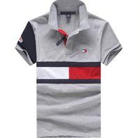 nueva camiseta de los hombres al por mayor-Venta al por mayor TM hombres de manga corta camiseta Brand New York T-shirt Pure Cotton Fashion Leisure Letter camiseta impresa