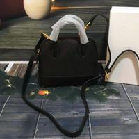 designer branded handbags toptan satış-2018 marka moda lüks tasarımcı çanta mini mektup baskı omuz çantası yüksek kalite bayan tote çanta