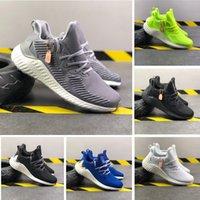 rebotar zapatillas al por mayor-2019 marca de diseñador para hombre Kolor Alphabounce Beyond 330 para mujer zapatos para correr Alpha bouncing zapatos de entrenamiento para correr cftyw