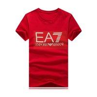 erkek kot gömlek toptan satış-Erkekler T Shirt Moda Kot marka Baskı Komik T Shirt Erkekler Yaz Rahat Erkek T Gömlek Hipster Hip-Hop Tee gömlek Erkekler Üst