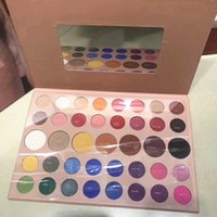 Wholesale wholesale beauty for sale - Newest Hot makeup Beauty NUDE new colors Eyeshadow Palette Matte Shimmer High quality Eye shadow Powder DHL shipping