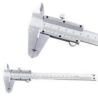 Wholesale Vernier Caliper quot mm mm Metal Calipers Gauge Micrometer Measuring Tools