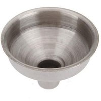 mutfak hunileri paslanmaz çelik toptan satış-Paslanmaz Çelik Hopper Flagon Huni Mutfak Tüm Kalça Şişeler Eşleşen Evrensel Esnek Metalik Renk Sıcak Satış 0 6ynf1