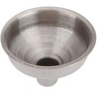 embudos de cocina de acero inoxidable al por mayor-Tolva de acero inoxidable Flagon Funnel Kitchen Matching All Hip Flasks Universal Metalizado Color Venta caliente 0 6ynf1