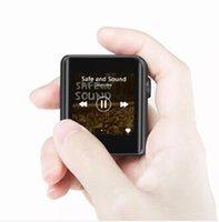 apt x bluetooth groihandel-Original Xiaomi Youpin M0 Musik-Player HD-Touch Screen Bluetooth 4.1 Apt-X Metall HIFI MP3 Hallo-Res für portable Player 3.007.002 Top Seller