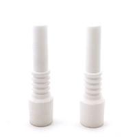 ingrosso le punte del chiodo forniscono il trasporto veloce-Chiodo ceramico del chiodo di ceramica del chiodo di ceramica del dabber del chiodo ceramico 10mm del chiodo di 10mm che spedisce velocemente