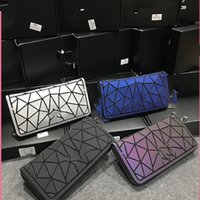 Wholesale Brand Double zipper Fashion Colorful Wallets black white KIDS bags Wallet WOMen s Leather With Wallets For Men Purse colors