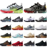 roupa de esporte venda por atacado-2020 Chegada Nova Mens Women Running Shoes Mutil Hot Vender Run Utility Cactus planta Flea Market CNY RED Sportswear treinadores desportivos Sneakers