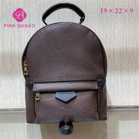 Wholesale hot school bags for girls for sale - Group buy Pink sugao luxury designer backpacks women backpack genuine leather mini school bags top quality backpack hot sales fashion for lady