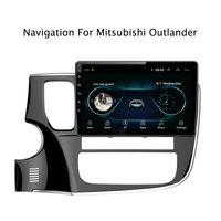 rádio automóvel mitsubishi outlander venda por atacado-10.1 polegadas Android 8.1 Car GPS de navegação de multimídia de rádio estéreo para Mitsubishi Outlander 2013-2018