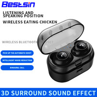 Wholesale mini wireless bluetooth microphone for sale - Group buy CP7 TWS Bluetooth Earphones Sports Bluetooth Mini Wireless Earbuds Stereo Headset Handsfree with Microphone Bilateral call
