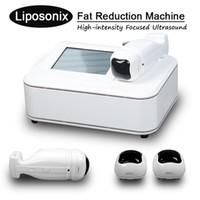 Wholesale dots machine for sale - Group buy Best Body Machine liposonix ultrasound fat loss machine liposonic cellulite reduction slimming beauty equipment Maximum dots