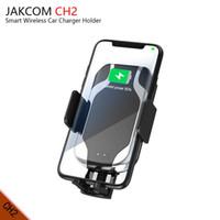 bisikletli araba monte etmek toptan satış-JAKCOM CH2 Akıllı Kablosuz Araç Şarj Montaj Tutucu Sıcak Satış cep Telefonu Mounts Sahipleri olarak mi 8 lite ccell bisiklet